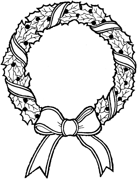 wreath-holly-bow