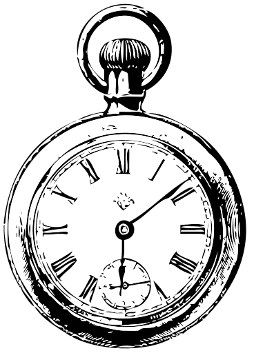 pocket_watch_bw