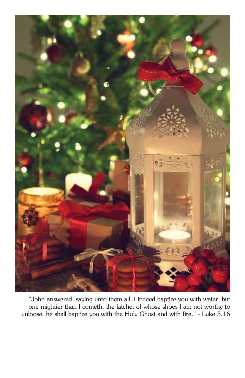 Musical Christmas Clocks